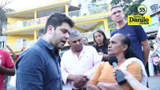 Cajamar Danilo Joan Prefeito 55 - ENTREVISTA SOLANGE FERNANDEZ NASCIMENTO PQ MARIA PARECIDA