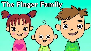 🖐️The Finger Family and More   NEW MOMMY AND BABY FINGER SONG   Mother Goose Club Kids Songs