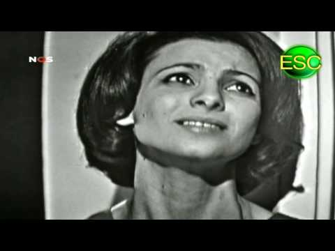 ESC 1963 10 - Switzerland - Esther Ofarim - T'En Vas Pas