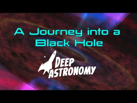 A Journey into a Black Hole