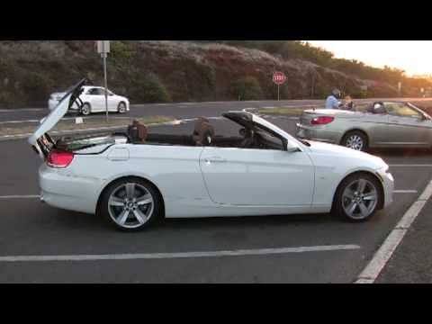 2008 bmw 335i convertible youtube. Black Bedroom Furniture Sets. Home Design Ideas