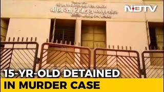"Class 10 Boy Detained In Vadodara Murder; ""Wanted School Shut,"" Say Cops"