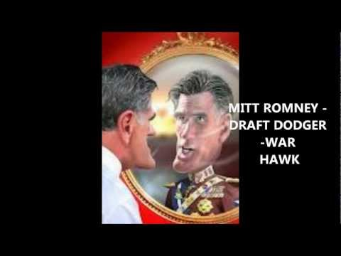 Romney war hawk