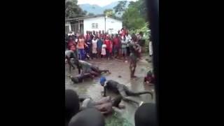 mwaga maji tucheze kama kambale wazee wa singeri