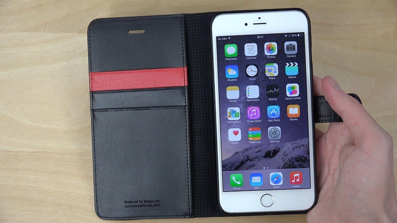 Iphone 6 Plus Wallet s Spigen