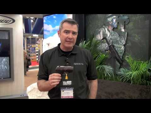 2013 NRA Annual Meetings: Beretta Pico