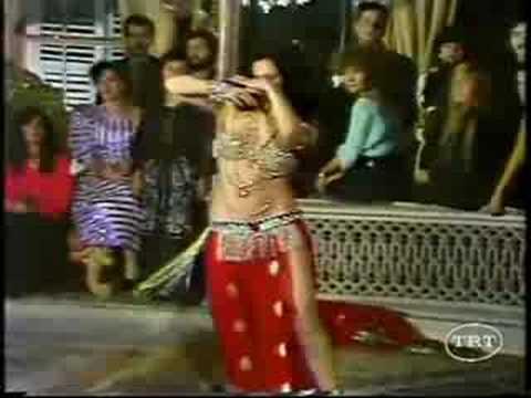 Turkish Belly dancer, Prenses [princess] Banu