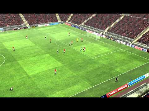 Fulham's fairytale victory over United in FM2013