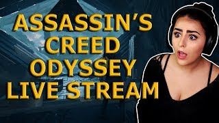 WE'VE FOUND THE LOST CITY | ASSASSIN'S CREED ODYSSEY | LIVE STREAM