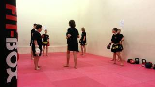 Kids Muay Thai Classes in Poynton  (Shantiacademy.co.uk)
