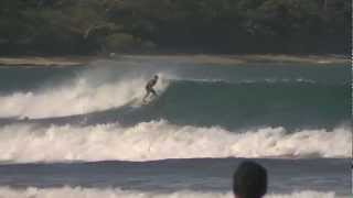 Tamarindo Surf Report - January 5, 2013 (video)