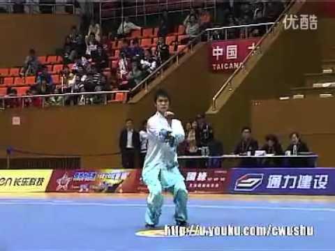 2011 National Wushu Championship - Taijiquan (Men) - 001.flv