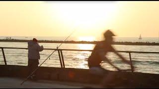 ویدئوی دیدنی از بندر تل آویو