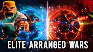 Emphatic Elite vs Cold September   TH9 Raids   Elite Arranged War