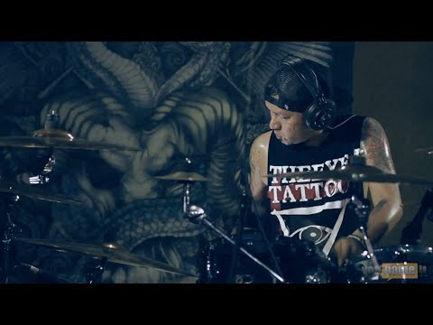 The Drum Heroes - Deadsquad patriot Moral Prematur ( Drums Played By Andyan Gorust ) video