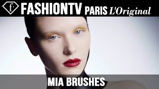 Mia Brushes by WB Academy Instructor Einat Dan | FashionTV