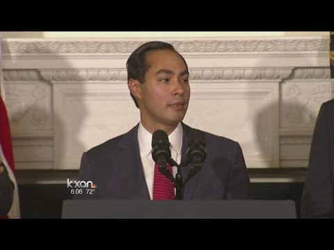 Obama taps Julian Castro for cabinet post