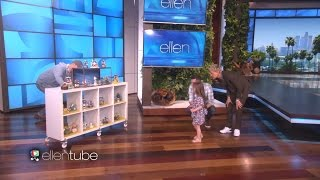 WHAT HAPPENS AFTER ELLEN GIVES YOUR KID A MILLION SNOW GLOBES