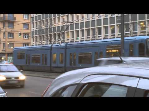 Tramway Alstom TFS Rouen - Bientôt La Fin