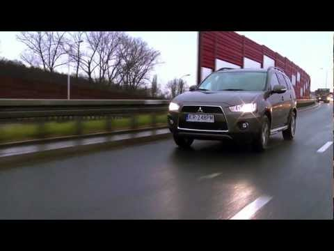 Mitsubishi Outlander 2,2 DI-D MIVEC - test PGD