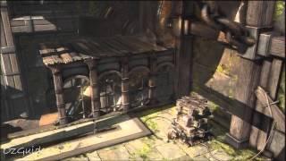 Apollo 18 - God of War Ascension - Titan - 28 - The Statue of Apollo (Wheel & Chain Puzzle)