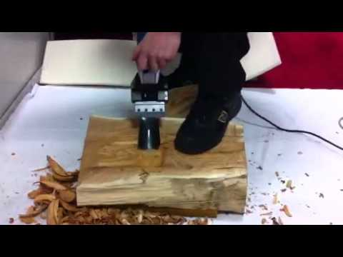 power chisels wood carving