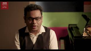 இரு பிரிவுகளில் தேசிய விருது: மனம் திறக்கிறார் ரஹ்மான்