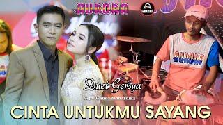 Download lagu Tasya Rosmala Ft Gerry Mahesa - Cinta Untukmu Sayang ( Live Music)