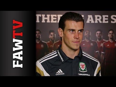 Gareth Bale Interview Part 1: