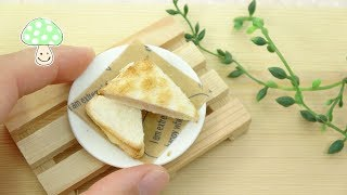 Mini hood toasted sandwich ! Miniature room kitchen