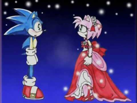 Sonic - Kiss the girl