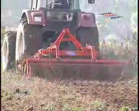 SEGUES Disc Harrow Grada Rápida DISCMAX