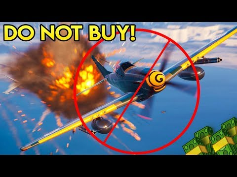 *DO NOT BUY* GTA Online - THE P-45 NOKOTA REVIEW (Why It's Not Worth the Money)
