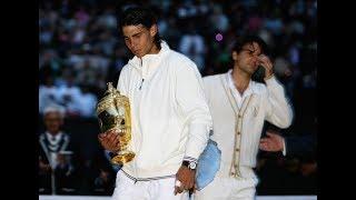 Wimbledon 2008 Roger Federer vs Rafael Nadal Final