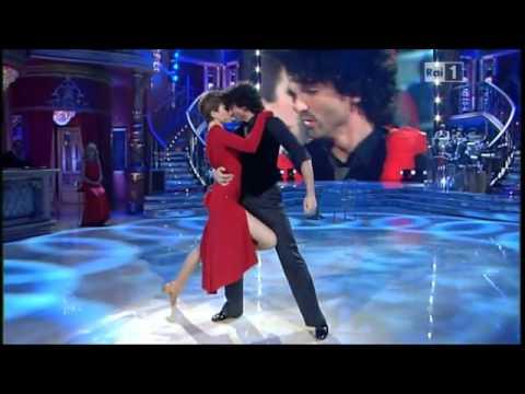 Ballando con le Stelle 2012, 3° puntata: Il tango di Claudia Andreatti e Samuel Peron