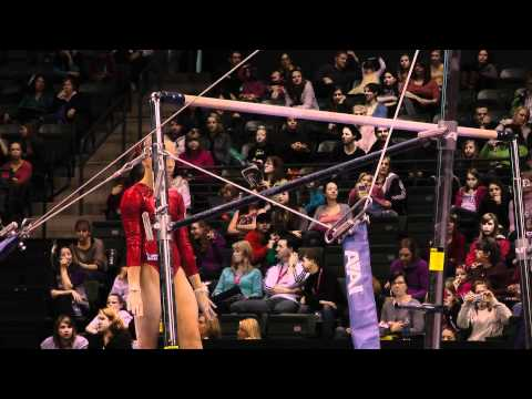 Ekaterina Baturina - Uneven Bars Finals - 2012 Kellogg&#039;s Pacific Rim Championships