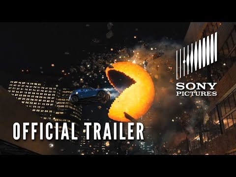 PIXELS  - Official Trailer #2 (HD) - July 24th