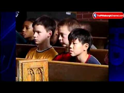 Weather Watch 4 School Visit: Pittsburgh Urban Christian School