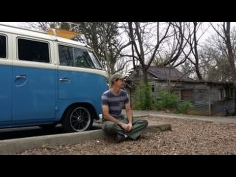Lost River Cave, KY  ( Road Trip 62' VW Bus )