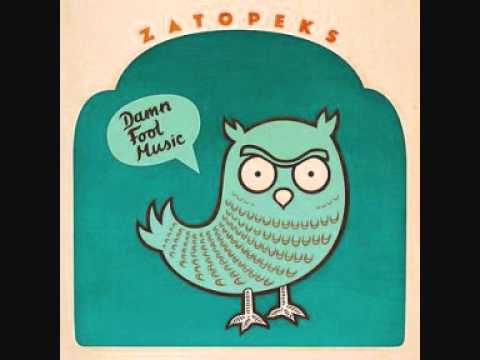 Zatopeks - Picture Postcards