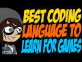 Frame from Best Coding Language to Learn for Games