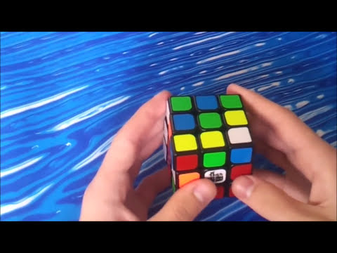 Rubik's cube example solves