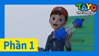 Tayo Phần1 Tập25 l Gani bị bệnh l Tayo xe buýt bé nhỏ l Phim hoạt hình cho trẻ em