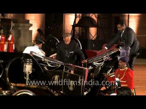 President Pranab Mukherjee changes mount