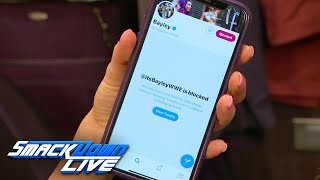 Did Bayley like mean tweets about Nikki Cross?: SmackDown LIVE, June 11, 2019