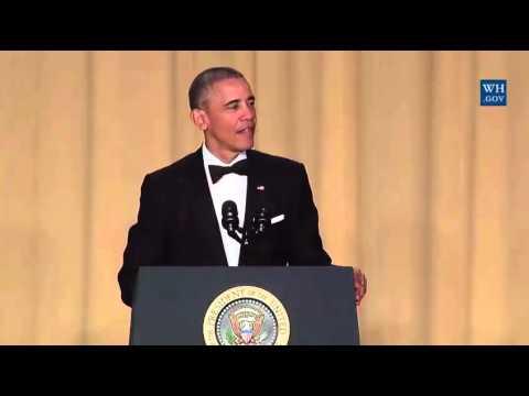 President Obama On CPT Joke From Hillary At WHCD