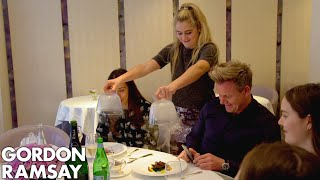 Gordon Ramsay Gets A HUGE Surprise For His 50th Birthday