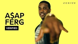 "A$AP Ferg ""Plain Jane"" Official Lyrics & Meaning 
