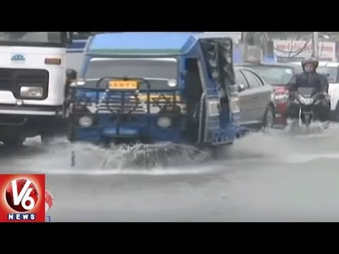 Heavy Rain Alert In Dehradun, Schools And Colleges To Remain Closed | V6 News