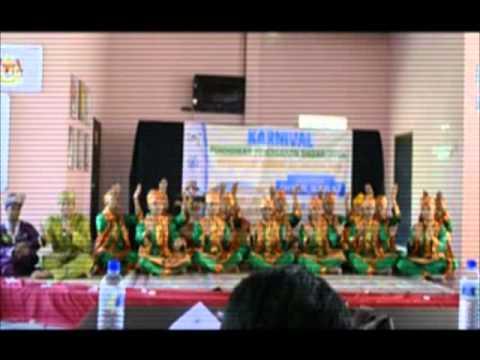 Johan Dikir Barat KArnival PPDa Negeri Selangor Tahun 2011